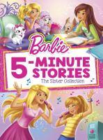 Barbie 5-minute Stories