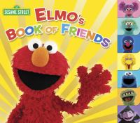 Elmo's Book of Friends