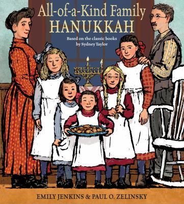 All-of-a-Kind Family Hanukkah(book-cover)