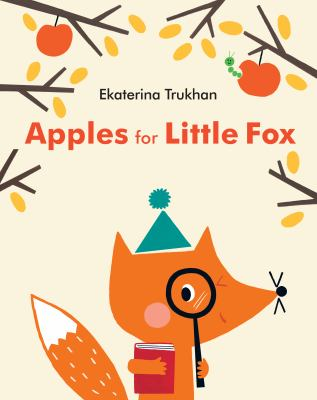 Apples for Little Fox book jacket