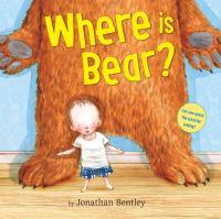 Where Is Bear?