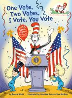 One Vote, Two Votes, I Vote, You Vote : All About Voting