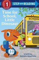Time For School, Little Dinosaur