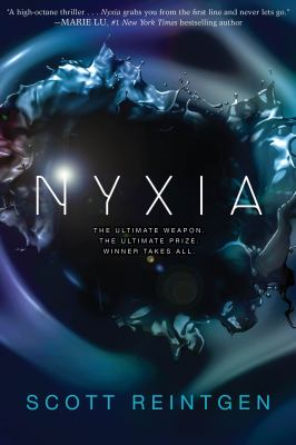 Cover image for Nyxia