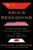 Asia's Reckoning