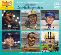 Who Was, Sports Biographies
