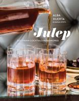Julep: Southern Cocktails Refashioned