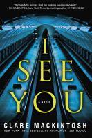 I See You A Novel.