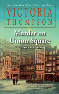 Thompson Murder on Union Square