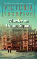 Murder on Union Square