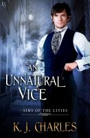 An Unnatural Vice