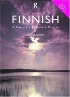 Colloquial Finnish