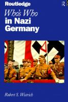 Routledge Who's Who in Nazi Germany