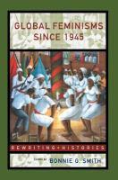 Global Feminisms Since 1945