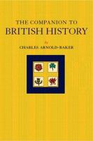 The Companion To British History