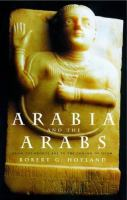 Arabia and the Arabs