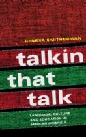 Talkin That Talk
