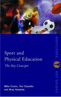 Sport and Physical Education