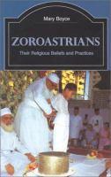 Zoroastrians