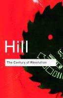 The Century of Revolution, 1603-1714