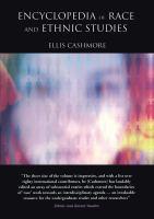 Encyclopedia of Race and Ethnic Studies