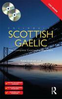 Colloquial Scottish Gaelic