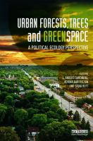Image: Urban Forests, Trees, and Greenspace