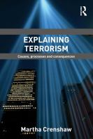 Explaining Terrorism