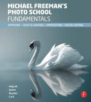 Michael Freeman's Photo School Fundamentals