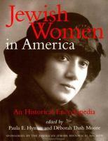 Jewish Women in America