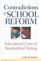 Contradictions of School Reform