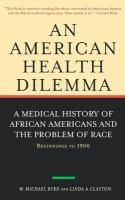 An American Health Dilemma