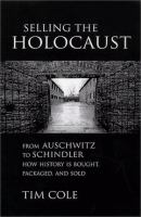 Selling the Holocaust