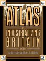 Atlas of Industrializing Britain 1780-1914