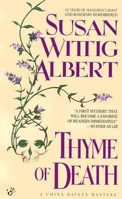 Cover image for Thyme of Death