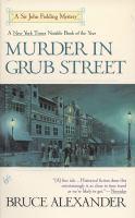 Murder In Grub Street
