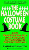 The Halloween Costume Book