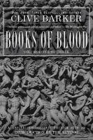 Clive Barker's Books of Blood I, II, III