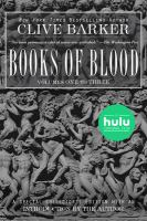 Books of blood : volumes one to three