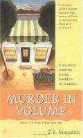 Murder In Volume
