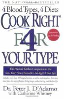 Cook Right 4 your Type