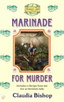 Marinade for Murder