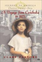 A Voyage From Cambodia in 1975