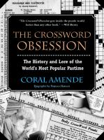 The Crossword Obsession