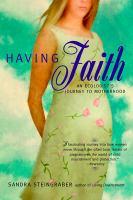 Having Faith