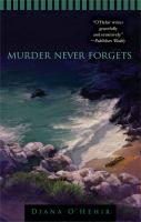Murder Never Forgets
