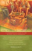 The Book Club Companion