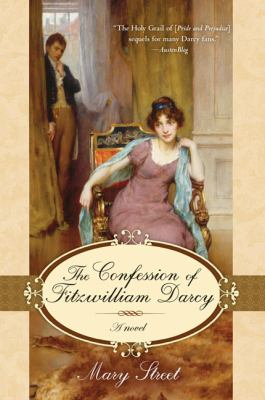 Cover image for The Confession of Fitzwilliam Darcy