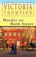 Murder on Bank Street : a gaslight mystery