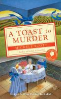A Toast To Murder : A Wine Lovers Mystery